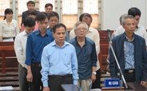 Nguyên phó chủ tịch Hà Nội vắng mặt, luật sư đề nghị hoãn tòa
