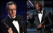 Oscar lần thứ 90: chỉ làm màu và biết cách chia đều giải thưởng