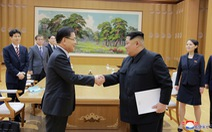 Triều Tiên hi vọng viết nên lịch sử thống nhất mới với Hàn Quốc