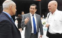 Thương mại hai chiều Việt - Mỹ đã đạt 55 tỉ USD