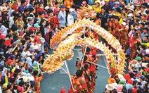 Nét đẹp lễ hội ở Thủ Dầu Một
