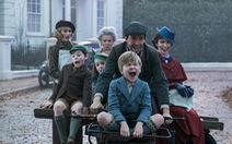 Disney tung trailer phim 'khủng': Mary Poppins returns