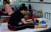 Gia tăng trẻ nhỏ nhập viện vì bệnh thủy đậu