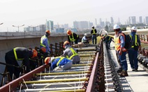 Metro số 1 'cầu cứu' vì cần 1.000 tỉ đồng trả các nhà thầu