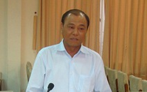 Khiển trách Tổng giám đốc Tổng công ty Nông nghiệp Sài Gòn