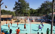 Hơn 300 thanh niên xung phong tranh tài thể thao, văn nghệ