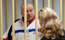 Cựu điệp viên Nga bị đầu độc bằng chất độc thần kinh