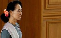 Bảo tàng Mỹ rút lại giải thưởng nhân quyền của bà Suu Kyi