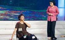 'Vợ thằng Đậu' gây ấn tượng trong Cặp đôi hài hước