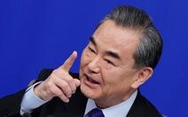 'Trung Quốc không cần và cũng không có ý định thay thế Mỹ'