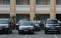 Đề nghị đẩy nhanh việc khoán kinh phí xe công ở TP.HCM