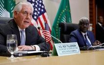 Ngoại trưởng Mỹ cảnh báo châu Phi 'đổ nợ' khi vay Trung Quốc