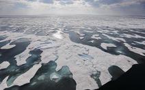 Bắc Cực đang có mùa đông 'ấm' kỷ lục