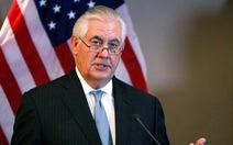 Ngoại trưởng Mỹ: Cần tỉnh táo trước tín hiệu đàm phán của Triều Tiên