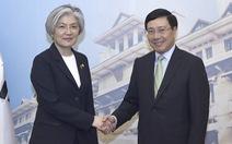 Đề nghị Hàn Quốc tạo thuận lợi cấp thị thực cho công dân Việt