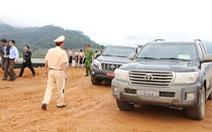 Xe doanh nghiệp tặng Văn phòng Tỉnh ủy Nghệ An bán đấu giá được 2,2 tỉ đồng