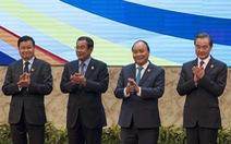 Tiểu vùng Mekong cần huy động 66 tỉ USD