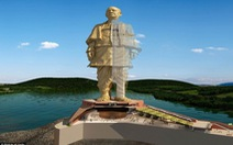 Bức tượng cao nhất thế giới ở Ấn Độ