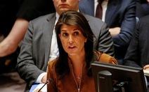 Mỹ sẽ hành động tại Syria không cần thông qua LHQ
