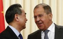 Ngoại trưởng Nga: 'Tình hình Syria đang quá nguy hiểm'