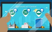 Microsoft dự định đầu tư 5 tỉ USD vào IoT