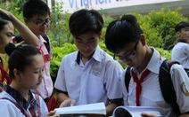 TP.HCM thêm 3 trường tuyển sinh lớp 10 tích hợp