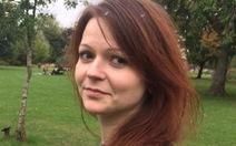 Con gái cựu điệp viên bị đầu độc ra viện nhưng 'biến mất'