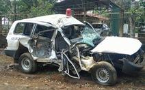 Hai xe vụ tai nạn làm 3 người chết còn hạn kiểm định