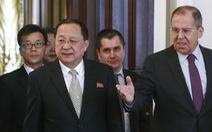 Nga 'vẽ đường' cho Triều Tiên trước đàm phán Mỹ - Triều