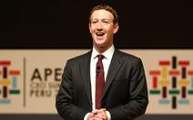 CEO Facebook Zuckerberg khai gì về vụ lộ thông tin người dùng?