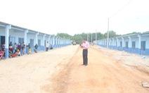 """Bàn giao 183 """"tổ ấm từ bi"""" cho 1.000 Việt Kiều Campuchia hồi hương"""