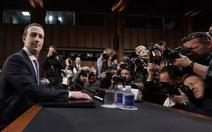 Mark Zuckerberg: Đúng, Facebook lưu trữ đến từng cú nhấp chuột