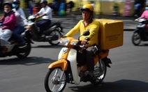 Giao hàng nhanh: Cuộc cạnh tranh khốc liệt