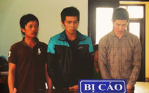 19 năm tù cho 3 đối tượng hành hung bác sĩ