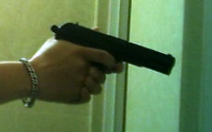 Bắt nghi can dùng súng cướp tiền quỹ tín dụng