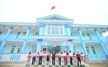 Chubb Life Việt Nam trao tặng trường học mới tại Quảng Bình
