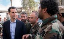 Bắc Kinh: Mỹ hãy cho Syria cơ hội giải thích trước khi 'khai hỏa'