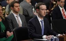 Infographic: Mark Zuckerberg đã điều trần những gì