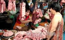 Hơn 13% mẫu thịt lợn vi phạm chỉ tiêu vi sinh
