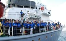 10 năm 'Hành trình tuổi trẻ vì biển đảo quê hương'