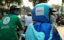 Lập hội đồng xử lý vụ Grab mua lại Uber