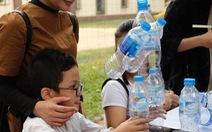 Giới trẻ Hà Nội hưởng ứng chiến dịch loại bỏ rác thải nhựa