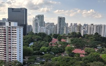 Chung cư condo ở Singapore: Mưa ướt đồ tôi? - Kệ anh!