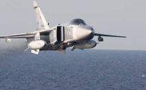 Nga, Mỹ vờn máy bay trên Địa Trung Hải