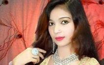 Ca sĩ mang thai 8 tháng bị bắn chết khi đang hát ở Pakistan