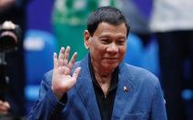 Ông Duterte phải xin lỗi Myanmar vì lỡ lời 'diệt chủng'