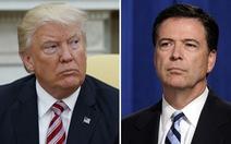 Cựu giám đốc FBI ví ông Trump như trùm băng đảng