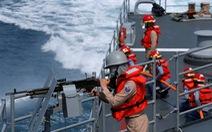 Đài Loan kéo tàu ngầm ra biển tập trận thách thức Trung Quốc