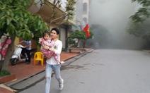 Cháy lớn tại Sive beer Club Hải Phòng, dân tán loạn bỏ chạy