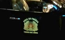 Kiểm điểm việc dùng xe công đón người hành hung ở quán bánh xèo
